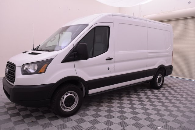 2019 Transit 150 Medium Roof 4x2,  Empty Cargo Van #RA08754 - photo 6