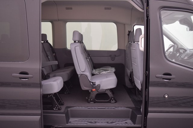 2019 Transit 350 Med Roof 4x2,  Passenger Wagon #RA14183 - photo 13