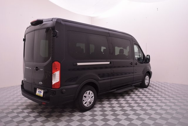 2019 Transit 350 Med Roof 4x2,  Passenger Wagon #RA14183 - photo 2