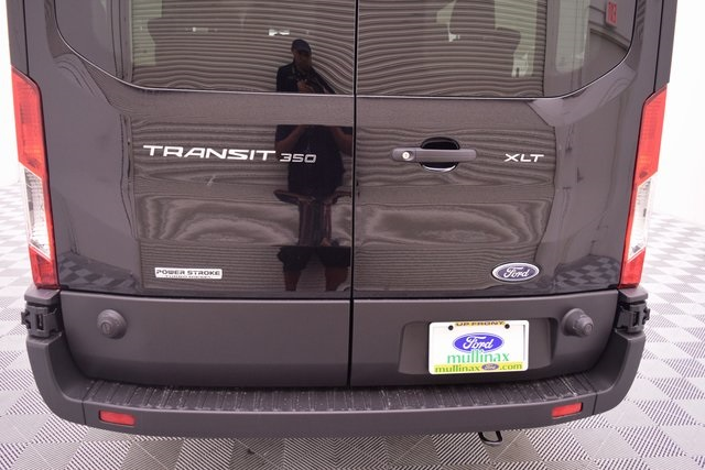 2019 Transit 350 Med Roof 4x2,  Passenger Wagon #RA14183 - photo 4