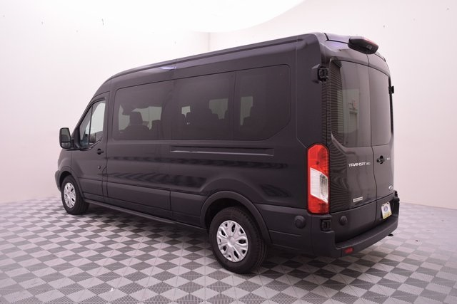 2019 Transit 350 Med Roof 4x2,  Passenger Wagon #RA14183 - photo 7