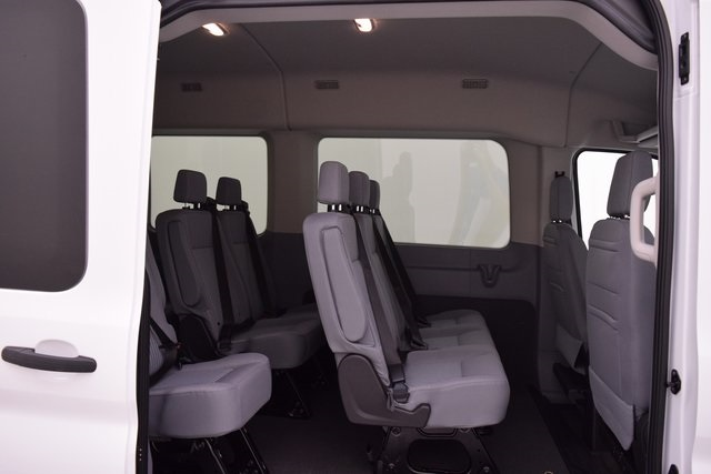 2019 Transit 350 Med Roof 4x2,  Passenger Wagon #RA14184 - photo 11