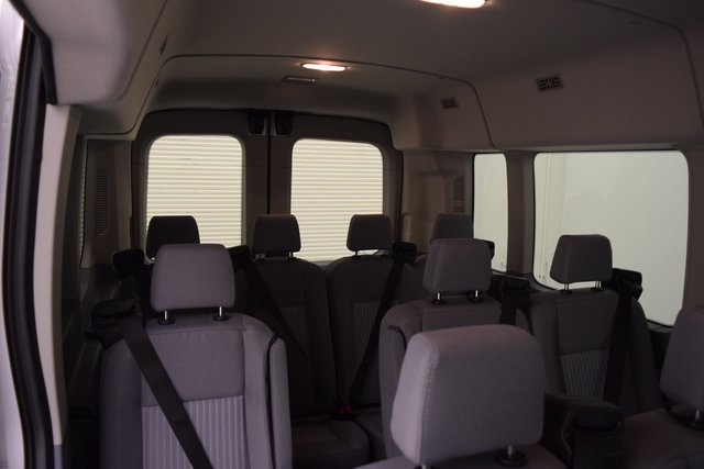 2019 Transit 350 Med Roof 4x2,  Passenger Wagon #RA14184 - photo 12