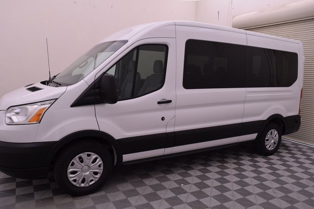 2019 Transit 350 Med Roof 4x2,  Passenger Wagon #RA14184 - photo 5