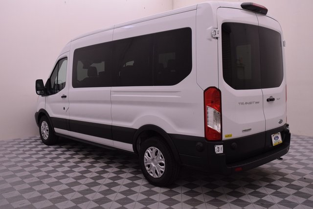 2019 Transit 350 Med Roof 4x2,  Passenger Wagon #RA14184 - photo 6