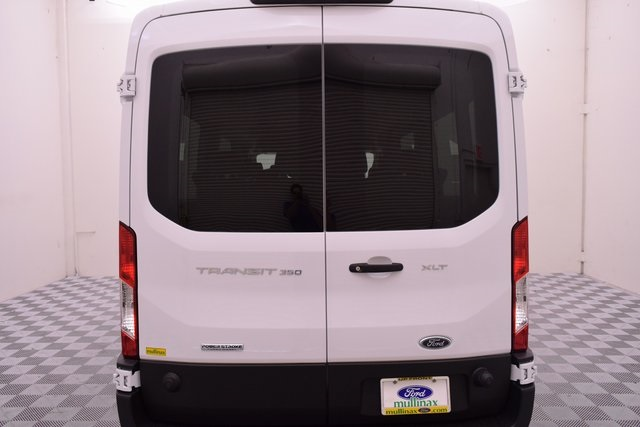 2019 Transit 350 Med Roof 4x2,  Passenger Wagon #RA14184 - photo 7