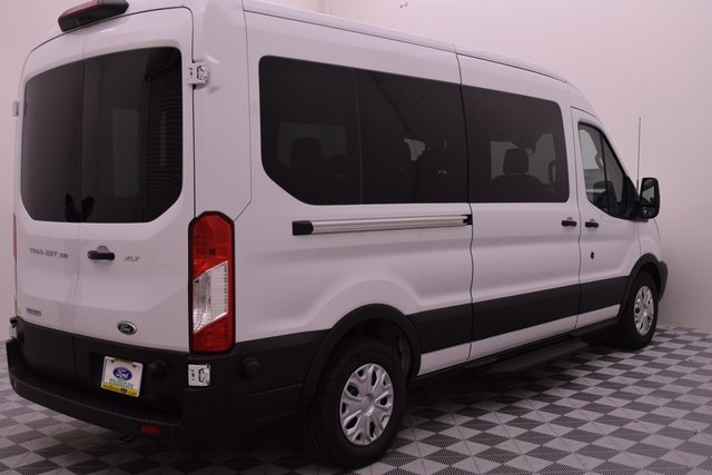 2019 Transit 350 Med Roof 4x2,  Passenger Wagon #RA14184 - photo 2