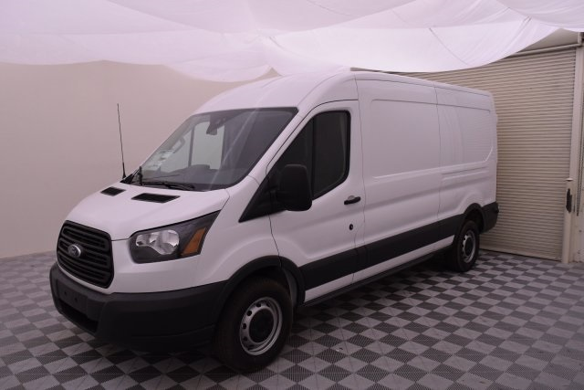2018 Transit 250 Medium Roof, Cargo Van #RA50921 - photo 4