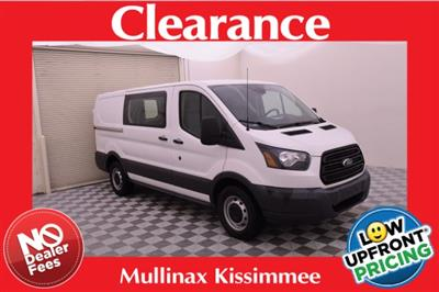 2017 Transit 150 Low Roof 4x2,  Upfitted Cargo Van #RA56915 - photo 1