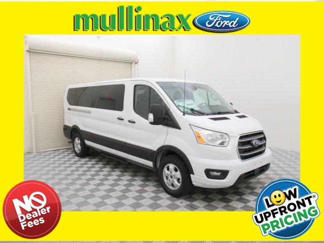 2020 Ford Transit 350 Low Roof RWD, Passenger Wagon #RA66442 - photo 1