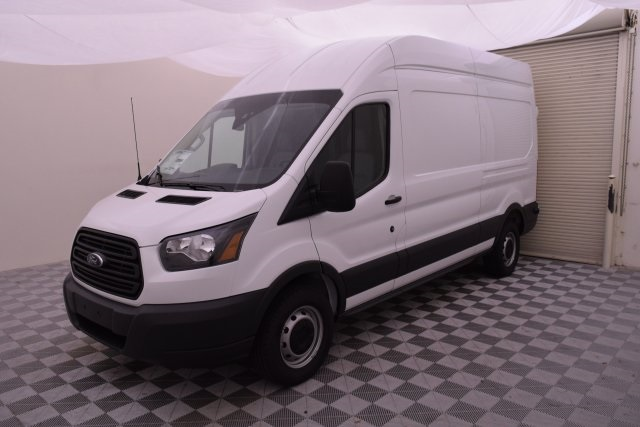 2018 Transit 250 High Roof 4x2,  Empty Cargo Van #RA83450 - photo 4