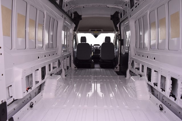 2018 Transit 350 High Roof 4x2,  Empty Cargo Van #RA83451 - photo 2