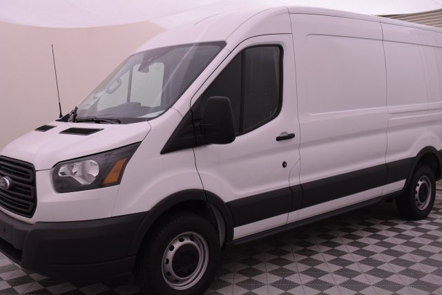 2018 Transit 250 Med Roof 4x2,  Empty Cargo Van #RB10502 - photo 4