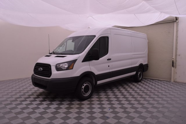 2018 Transit 250 Med Roof 4x2,  Empty Cargo Van #RB13541 - photo 4
