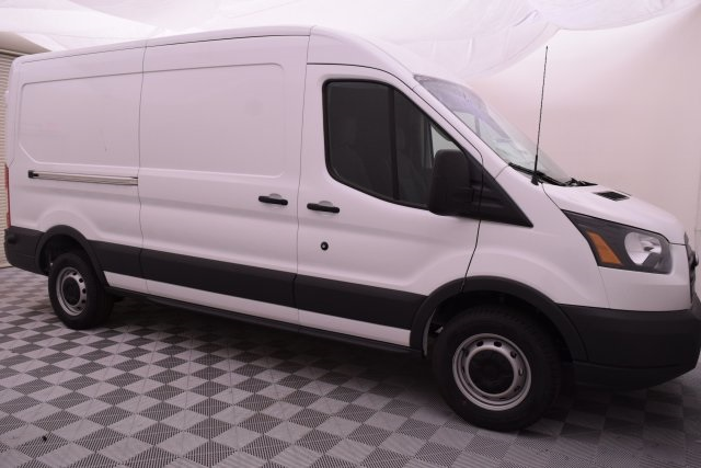 2018 Transit 250 Med Roof 4x2,  Empty Cargo Van #RB13541 - photo 9