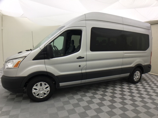 2015 Transit 350 High Roof, Passenger Wagon #RB15451 - photo 9
