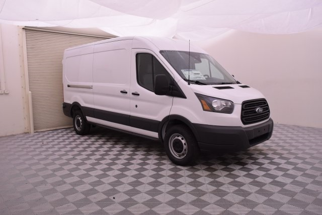 2018 Transit 250 Med Roof 4x2,  Empty Cargo Van #RB24356 - photo 3