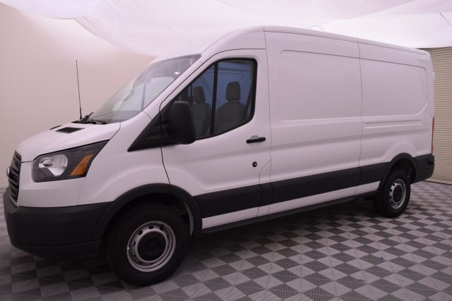 2018 Transit 250 Med Roof 4x2,  Empty Cargo Van #RB24356 - photo 5