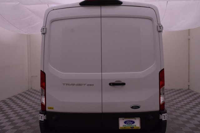 2018 Transit 250 Med Roof 4x2,  Empty Cargo Van #RB24356 - photo 7