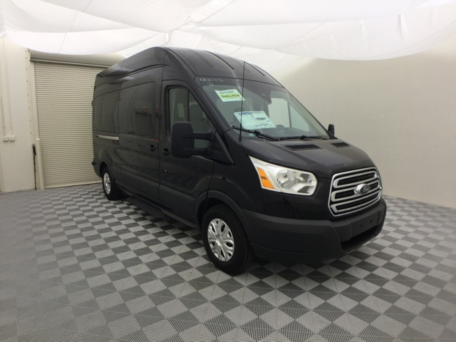 2016 Transit 350 High Roof Passenger Wagon #RB27074 - photo 3