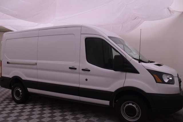 2018 Transit 250 Med Roof 4x2,  Empty Cargo Van #RB28000 - photo 9