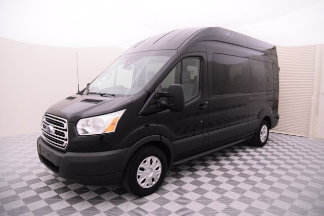2016 Transit 350 High Roof Passenger Wagon #RB30471 - photo 3