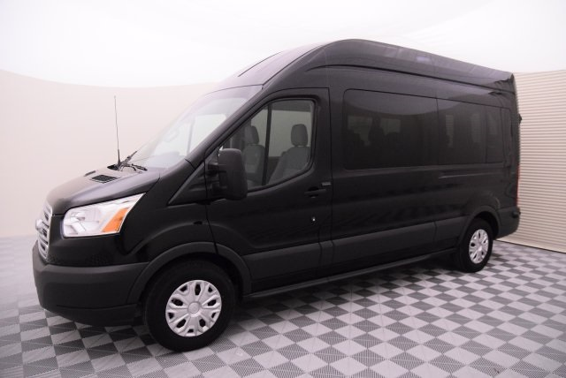 2016 Transit 350 High Roof Passenger Wagon #RB30471 - photo 4