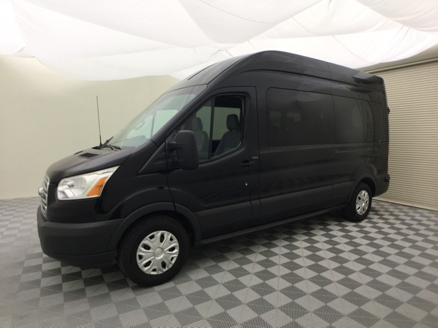 2016 Transit 350 High Roof, Passenger Wagon #RB30472 - photo 9