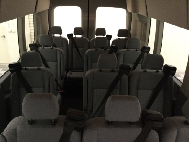 2016 Transit 350 High Roof, Passenger Wagon #RB30472 - photo 32