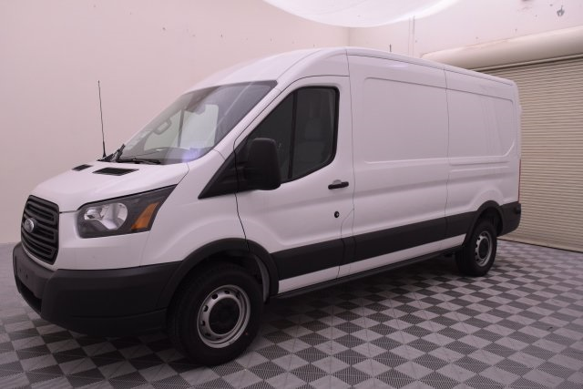 2018 Transit 250 Med Roof 4x2,  Empty Cargo Van #RB40014 - photo 8