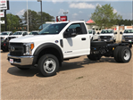 2017 F-450 Regular Cab DRW, Cab Chassis #HED21567 - photo 1
