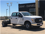 2017 F-350 Crew Cab DRW, Cab Chassis #HED21569 - photo 1