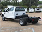 2017 F-350 Crew Cab DRW 4x4, Cab Chassis #HED21570 - photo 1