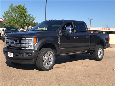 2017 F-250 Crew Cab 4x4 Pickup #HED23527 - photo 4