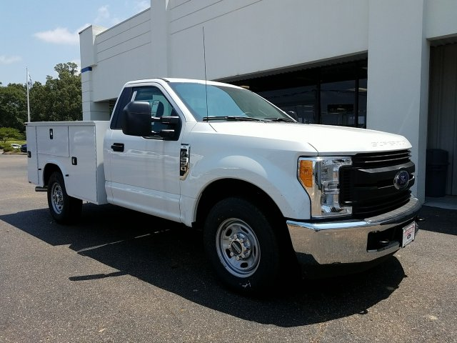 2017 F-250 Regular Cab,  Service Body #HED53978 - photo 3