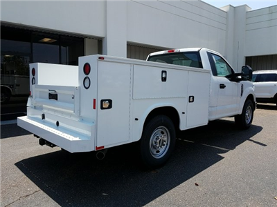 2017 F-250 Regular Cab,  Service Body #HED53978 - photo 4