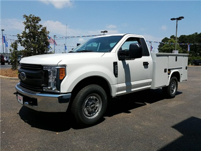 2017 F-250 Regular Cab,  Service Body #HED53978 - photo 1