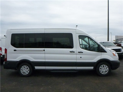 2017 Transit 350, Passenger Wagon #HKA29748 - photo 18