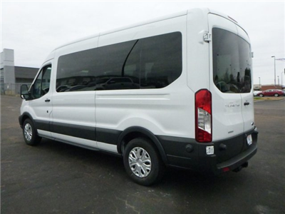 2017 Transit 350, Passenger Wagon #HKA29748 - photo 4