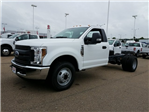 2018 F-350 Regular Cab DRW 4x2,  Cab Chassis #JEC53178 - photo 3