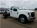 2018 F-350 Regular Cab DRW 4x2,  Cab Chassis #JEC53179 - photo 1