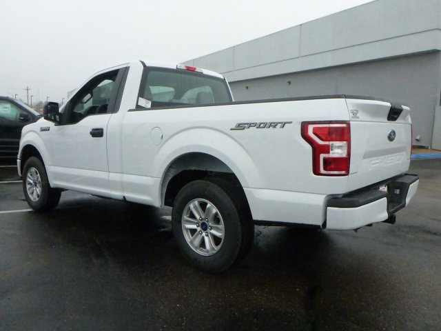 2018 F-150 Regular Cab,  Pickup #JFA76798 - photo 4