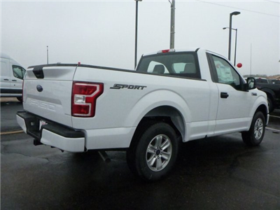 2018 F-150 Regular Cab,  Pickup #JFA76798 - photo 2