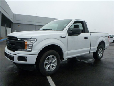 2018 F-150 Regular Cab,  Pickup #JFA76798 - photo 5