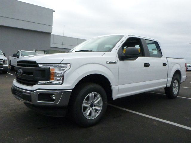 2018 F-150 SuperCrew Cab, Pickup #JFA88347 - photo 1