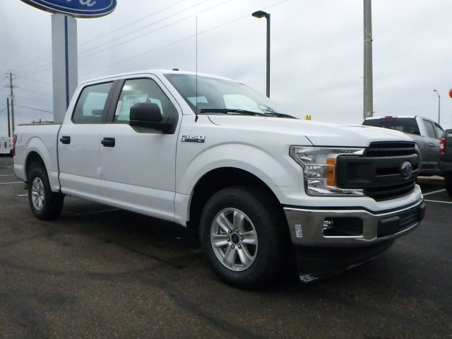 2018 F-150 SuperCrew Cab, Pickup #JFA88350 - photo 3