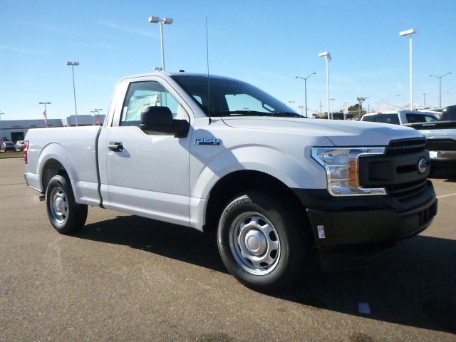 2018 F-150 Regular Cab,  Pickup #JFB08889 - photo 3