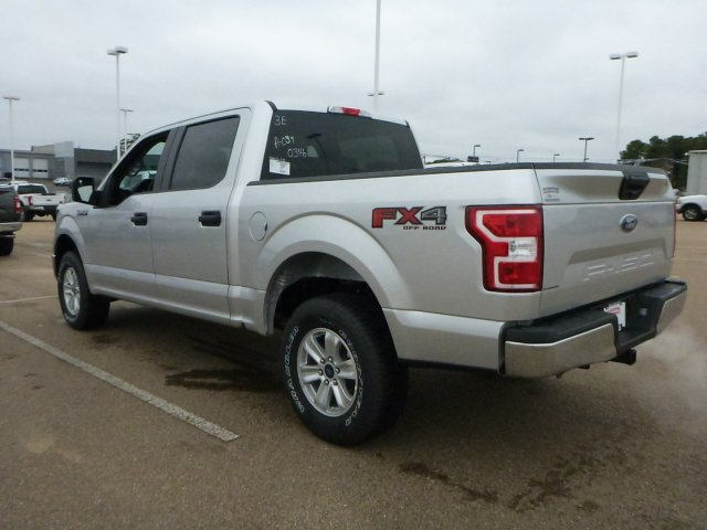 2018 F-150 SuperCrew Cab 4x4, Pickup #JFB80346 - photo 4