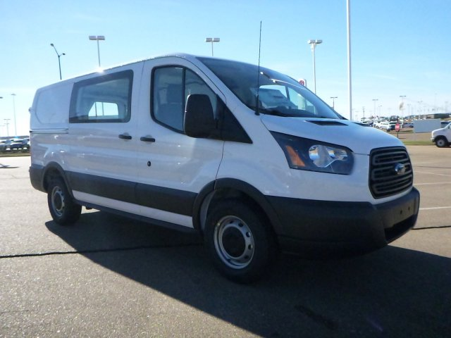 2018 Transit 150 Low Roof, Cargo Van #JKA19133 - photo 3