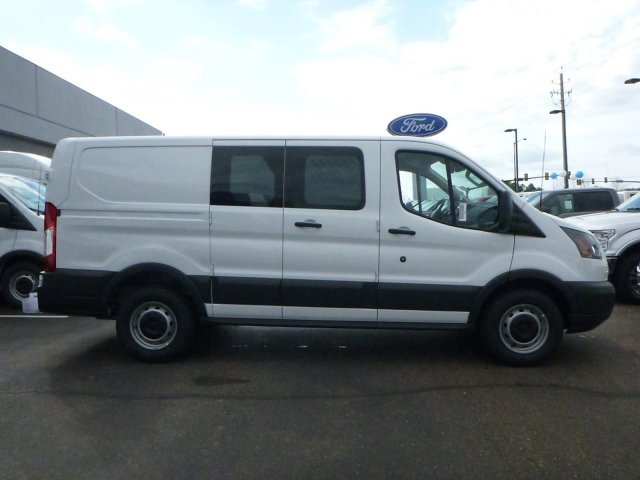 2018 Transit 150 Low Roof, Cargo Van #JKA27164 - photo 3